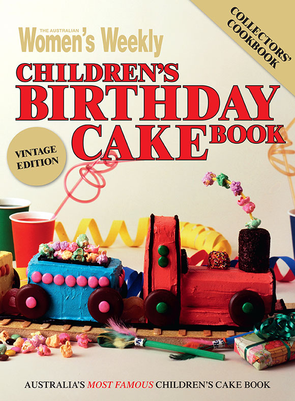 The Children's Birthday Cake Book