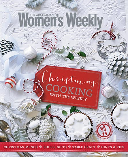 Christmas Cooking with The Australian Women's Weekly