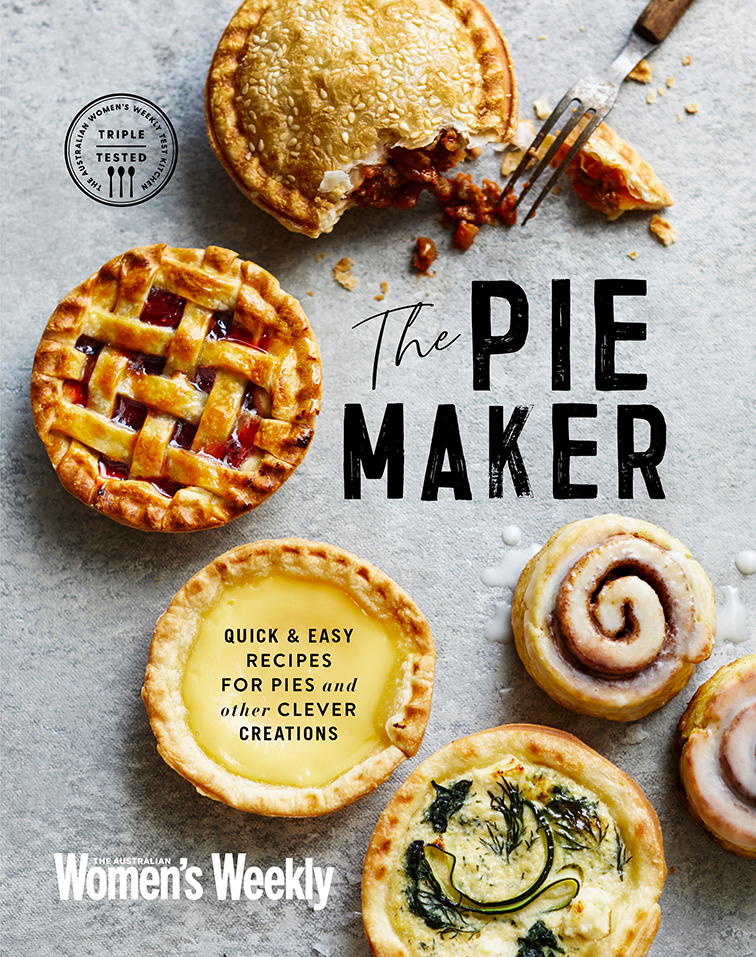 The Australian Women's Weekly The Pie Maker