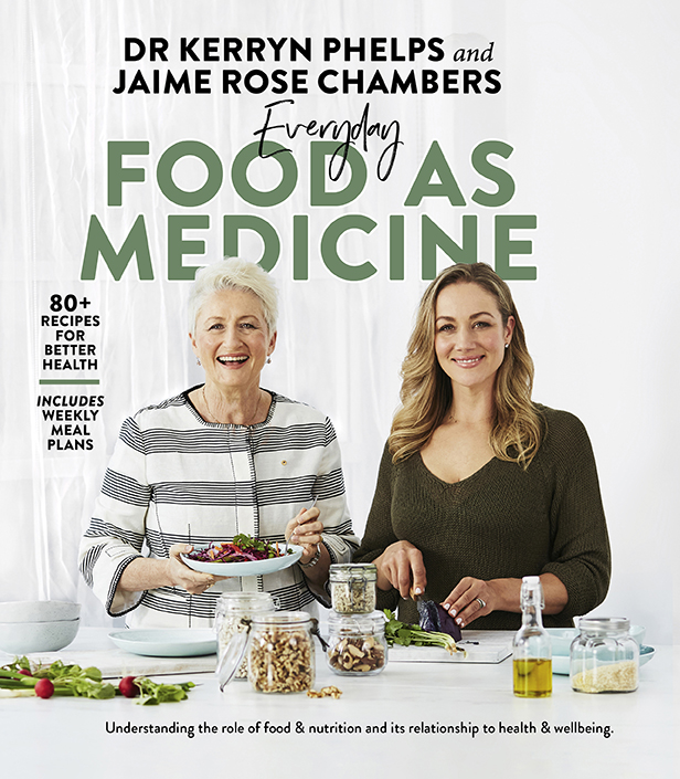 Everyday Food As Medicine (AWM Cookbook)