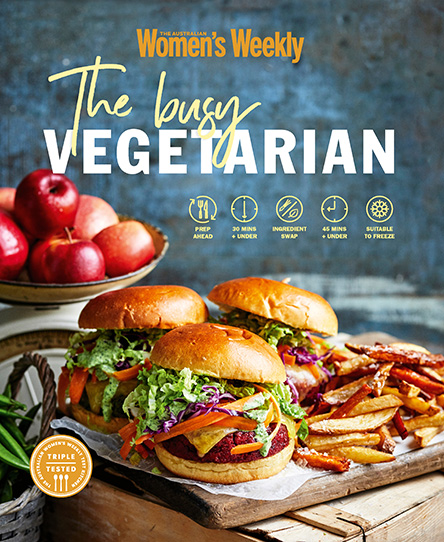 The Busy Vegetarian