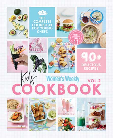 Kids' Cookbook Vol 2