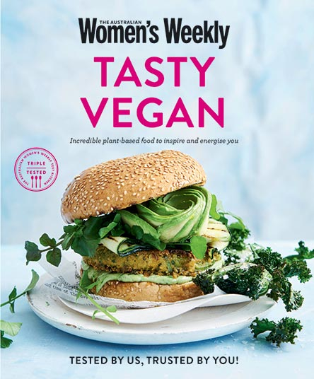 The Australian Women's Weekly Tasty Vegan